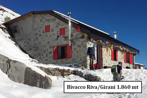 Bivacco Riva/Girani
