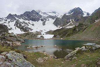 Laghi di Torena - Val Belviso